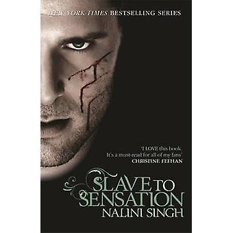 Slave to Sensation by Nalini Singh - 9780575095663 Book