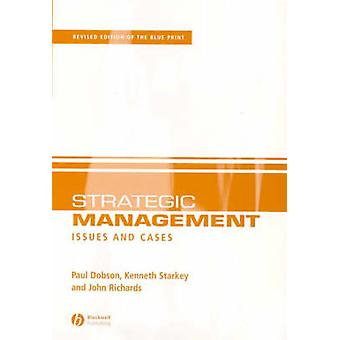 The Strategic Management - Issues and Cases (2nd Revised edition) by P