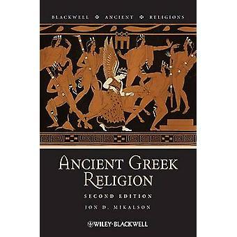 Oude Griekse godsdienst (2e herziene editie) door Jon D. Mikalson - 978