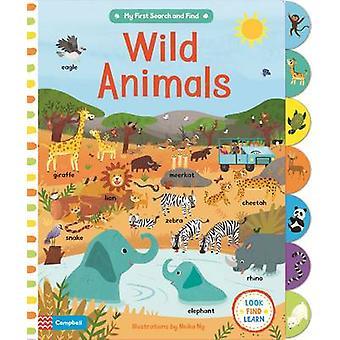 Wild Animals (Main Market Ed.) by Neiko Ng - Jacqueline McCann - 9781