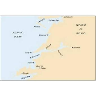 Imray Chart C55 - Dingle Bay to Galway Bay (New edition) by Imray - 97