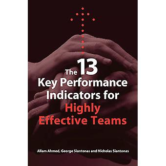 The 13 Key Performance Indicators for Highly Effective Teams by Allam