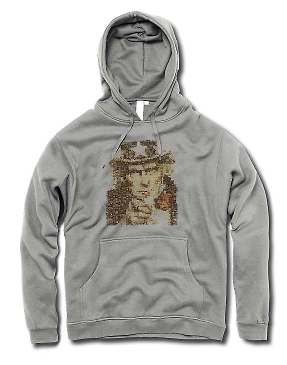Mens Hoodie - I Want You - Affiche de guerre Collage - Guerre des États-Unis