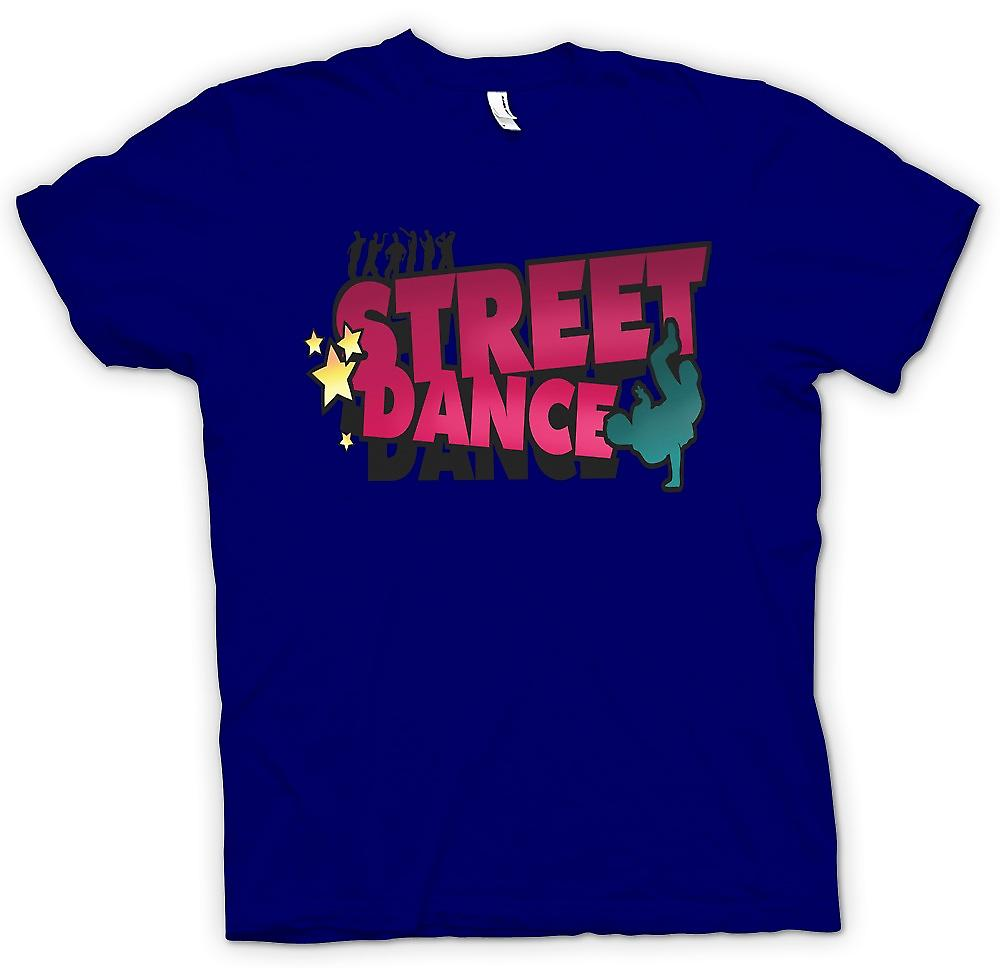 Mens t-shirt - Street Dance - Breakdancing ispirato