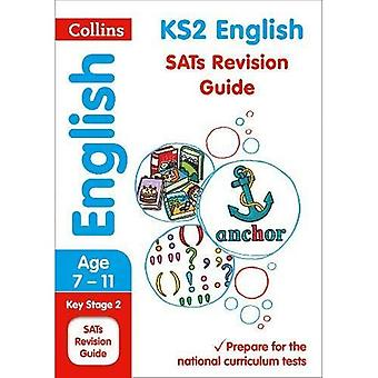 KS2 English Revision Guide (Collins KS2 SATs Revision and Practice - New 2014 Curriculum)