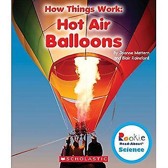 Heißluftballons (Rookie Read About Science: wie die Dinge funktionieren)