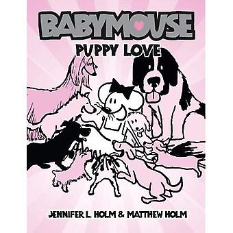 Puppy Love (Babymouse (Turtleback))