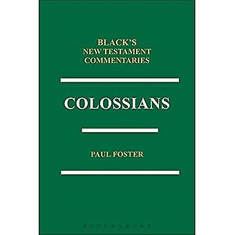 Colossians BNTC (Black's New Testament Commentaries)