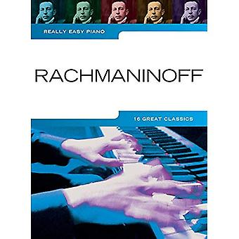 Really Easy Piano: Rachmaninoff