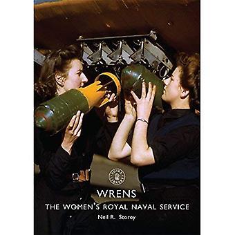 WRNS: Le Royal Naval Service féminin