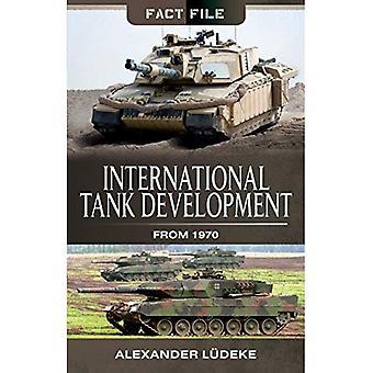 Internationella Tank utveckling från 1970