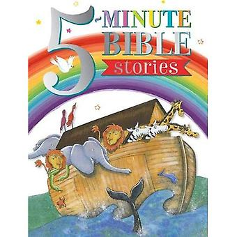5 minuters Bibelns berättelser