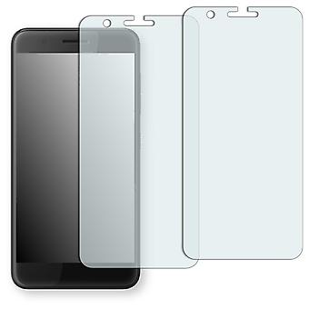 HTC one X 10 screen protector - Golebo crystal-clear protector (miniature sheet)