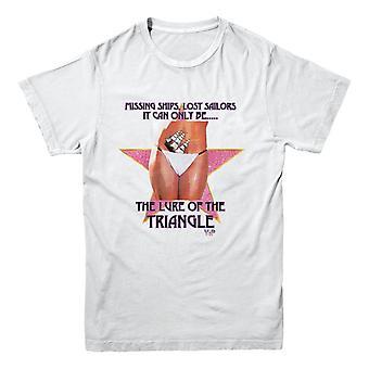 Offizielle VIP-t-Shirt-die Verlockung des Dreiecks