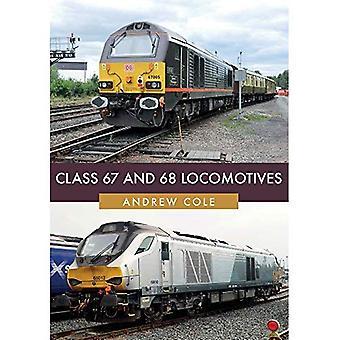 67 und 68 Loks der Baureihe (Loks)