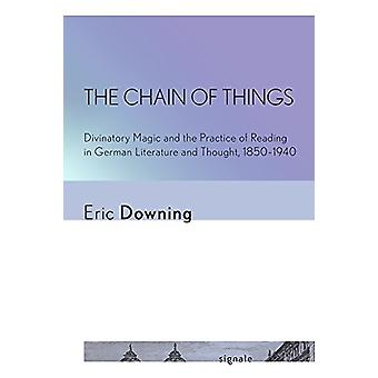 Kæde af ting - Divinatory magi og praksis af læsning i