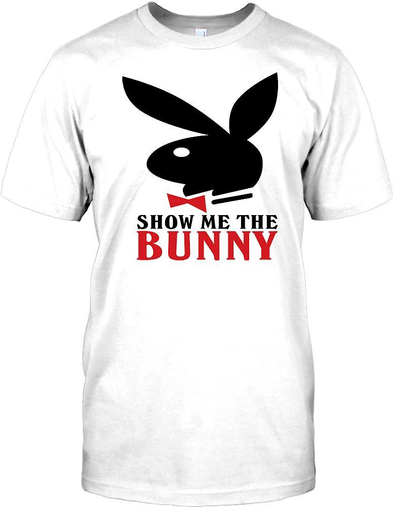 zeig mir die bunny lustige herren t shirt fruugo. Black Bedroom Furniture Sets. Home Design Ideas