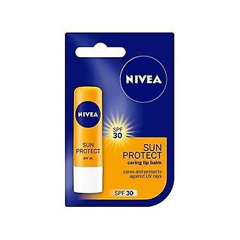 Nivea Lip Care Sun Protect Spf30 4.8G