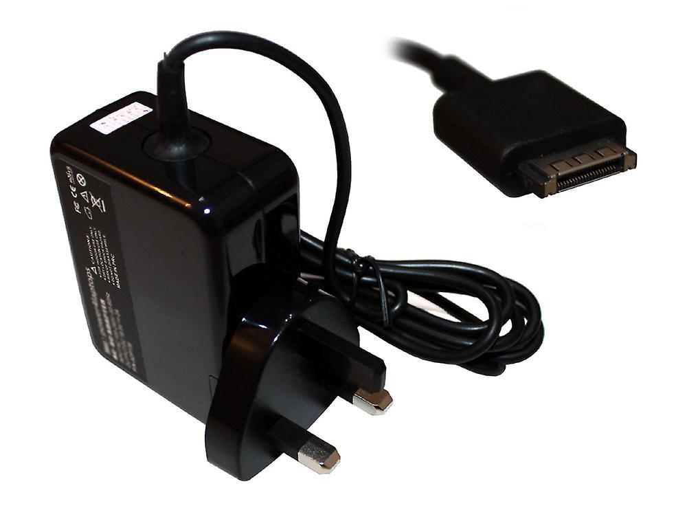 HP SlateBook 10-h040ef ordinateur portable Compatible AC chargeur adaptateur avec construit dans la prise UK