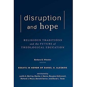 Störningar och hopp: religiösa traditioner och framtiden för teologisk utbildning