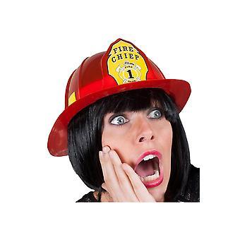 Hatte brandmand hjelm voksen