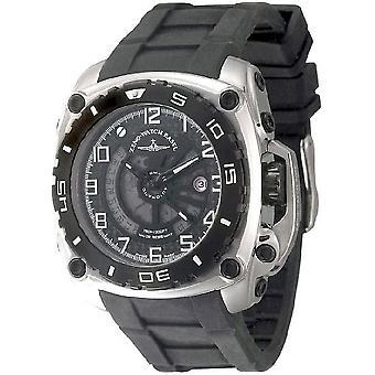 Zeno-watch montre mystère carrée automatique 4236-i1