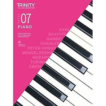 Piano Exam Pieces & Exercises 2018-2020 Grade 7 - with CD & Teaching
