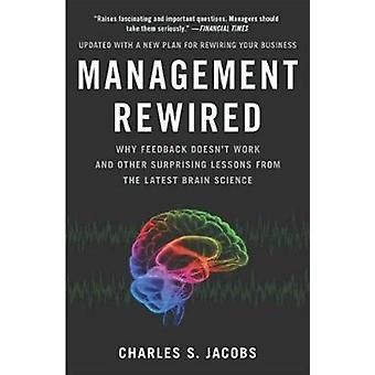 Management Rewired - Why Feedback Doesn't Work and Other Surprising Le