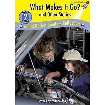 What Makes it Go? And Other Stories by Pam Holden - 9781776542000 Book