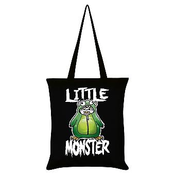 Psycho Penguin Little Monster Tote Bag