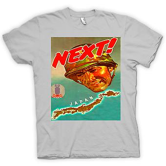 Kids T-shirt - Japan Next - War Poster T Shirt