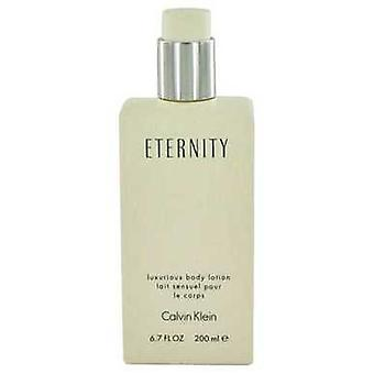 Eternity By Calvin Klein Body Lotion (unboxed) 6.7 Oz (women) V728-448032