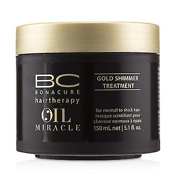 Schwarzkopf BC Bonacure Oil Miracle Gold Shimmer Treatment (For Normal to Thick Hair) 150ml/5.1oz