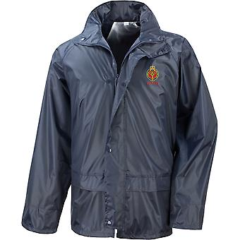 Welsh Guards Veteran - Licensed British Army Embroidered Waterproof Rain Jacket