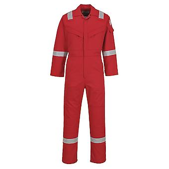 Portwest aberdeen flame retardant coverall ff50