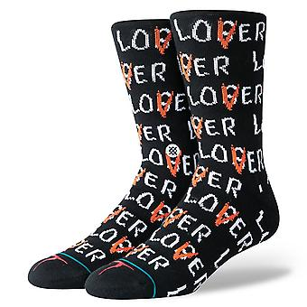 Stance Stephen King's IT Collaboration Mens Socks~ Lover Loser (size L)