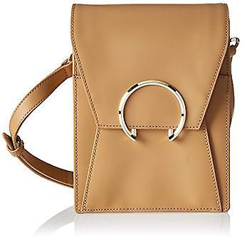 Liebeskind Berlin CrossbM - Daddy5 Women Brown shoulder bag (Vegetan 8746)) 6x17x23 cm (B x H x T)