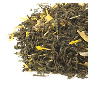 Luxury Black Tea With Real Lemon And Lime Pieces