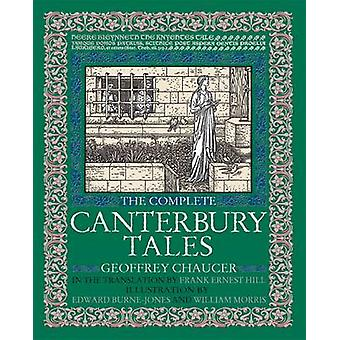 The Complete Canterbury Tales (Deluxe gift ed) by Geoffrey Chaucer -