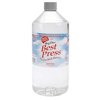 Mary Ellen's Best Press Refills 32 Ounces Scent Free 600R 44