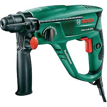 Bosch Home and Garden PBH 2100 SRE SDS-Plus-Hammer drill 550 W incl. case