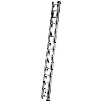 Hailo Sliding Ladder Rope 2 Flights (2X15 Steps) (Diy , Construction , Stairs)