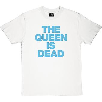 The Queen Is Dead Men's T-Shirt