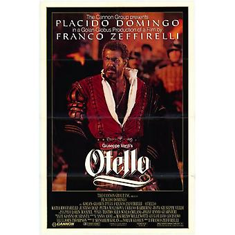 Otello Movie Poster Print (27 x 40)
