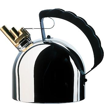 Alessi Kettle with flute by Richard Sapper - 9091