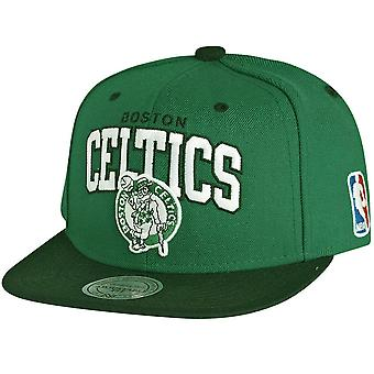 Mitchell & Ness Snapback Cap - NBA Boston Celtics team