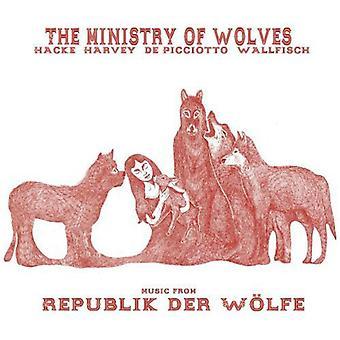 Ministerio de lobos - importación de los E.e.u.u. música de Republik Der Wolfe [vinilo]