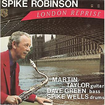 Spike Robinson - London Reprise [Vinyl] USA import