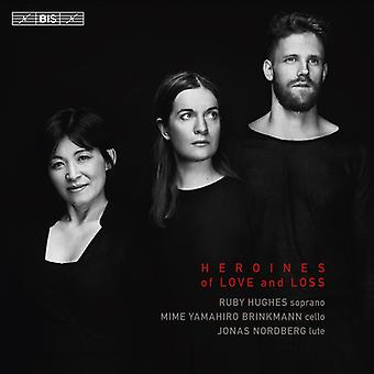 Anonymous / Bennet / Nordberg - Heroines of Love & Loss [SACD] USA import