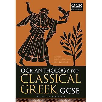 Ocr Anthology For Classical Greek Gcse by Letchford Clive Affleck Judith
